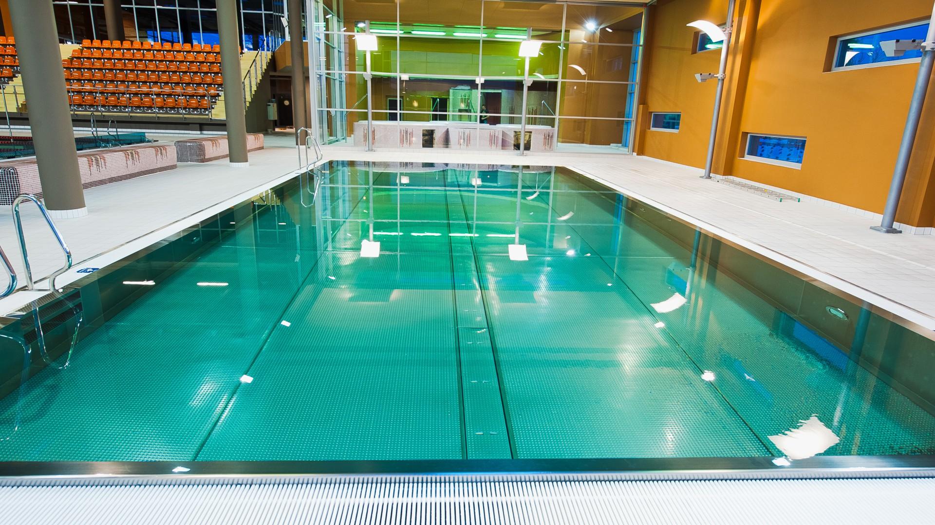 Basen do nauki pływania