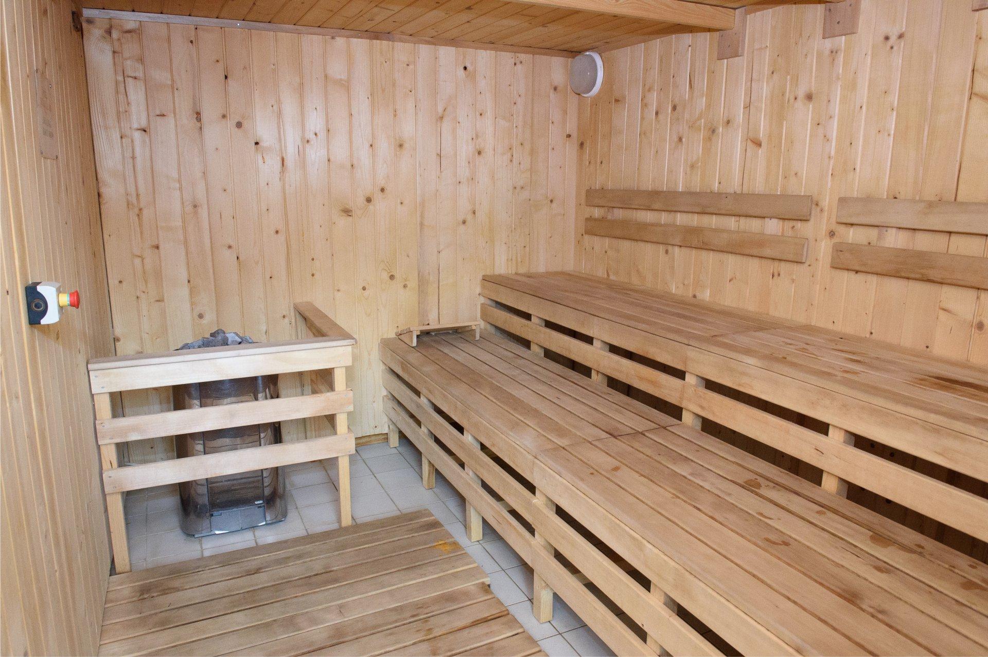 Sauna - Pływalnia UWM